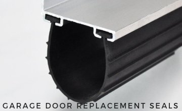 Garage Door Weather Seal Replacement Materails