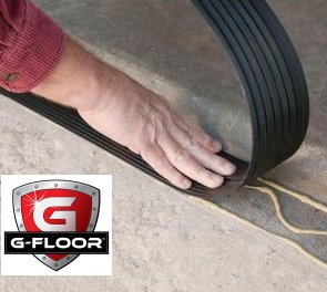G Floor Garage Threshold Seal Kits G Floor Threshold Trim
