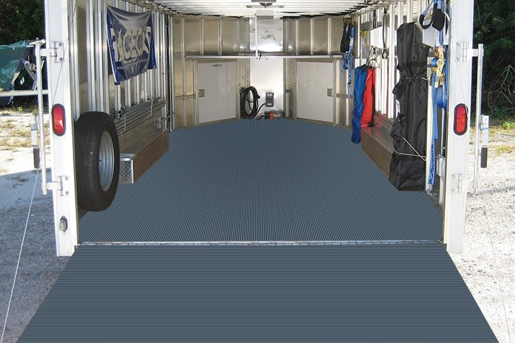 Roll Out Trailer Flooring Vinyl
