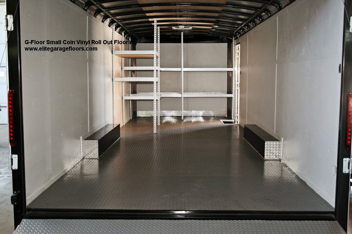 G Floor Seamless Trailer Floor Protector Covering Roll
