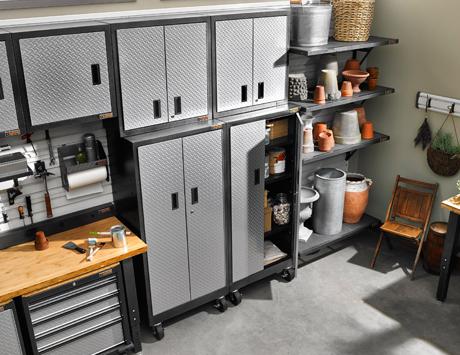 Gladiator Garage Works | Garage Storage Cabinets