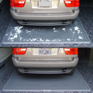 Garage floor containment mats ppi blog for Best product to clean garage floor