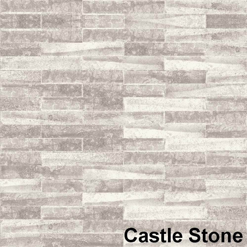 Perfection Floor Tile Stone Creek Castle Stone