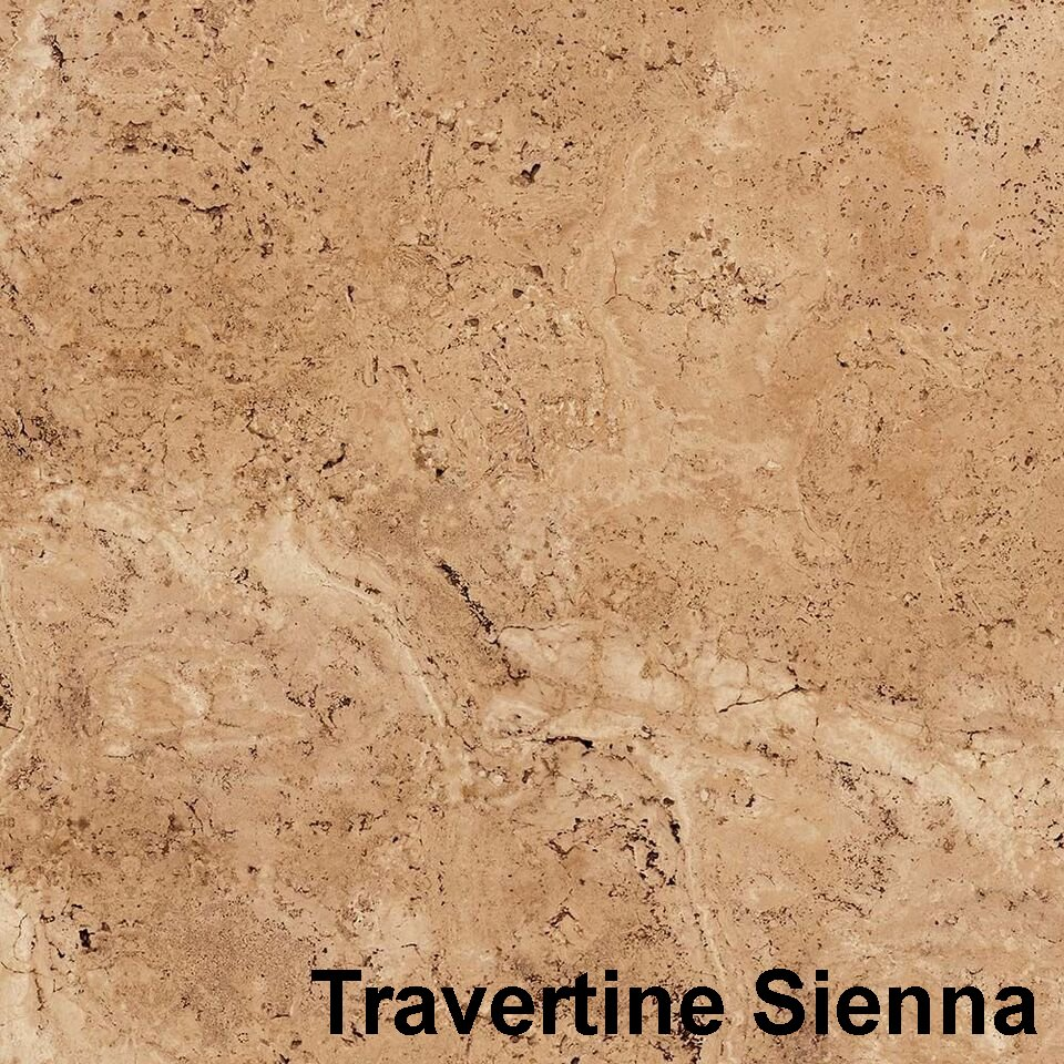 Perfection Floor Tile Travertine Sienna