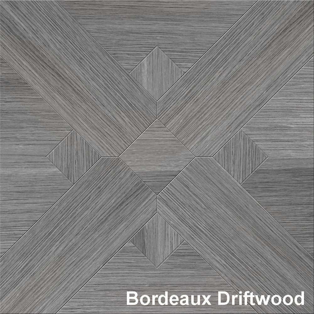 Perfection Floor Tile Bordeaux Driftwood