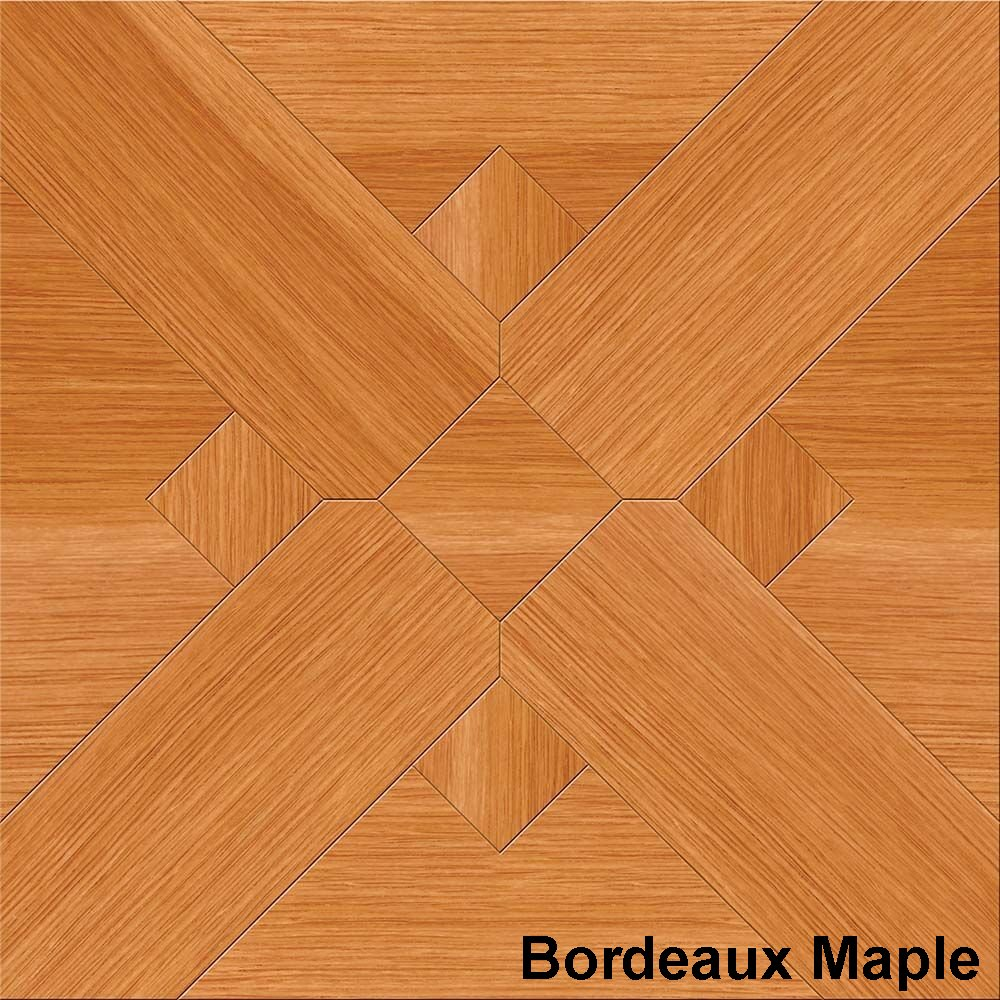 Perfection Floor Tile Bordeaux Maple