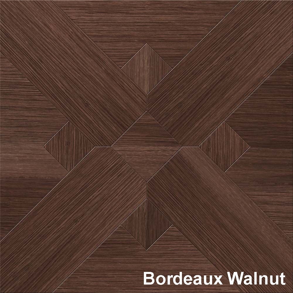 Perfection Floor Tile Bordeaux Walnut
