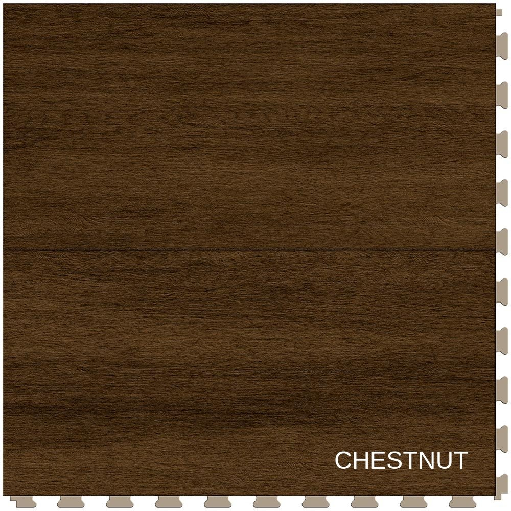 Perfection Floor Tile Breakenridge Wood Chestnut