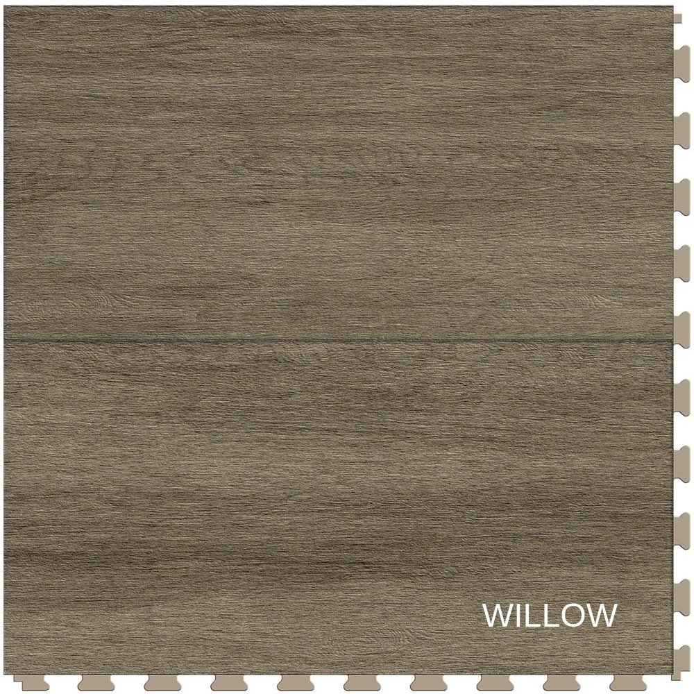 Perfection Floor Tile Breakenridge Wood Willow