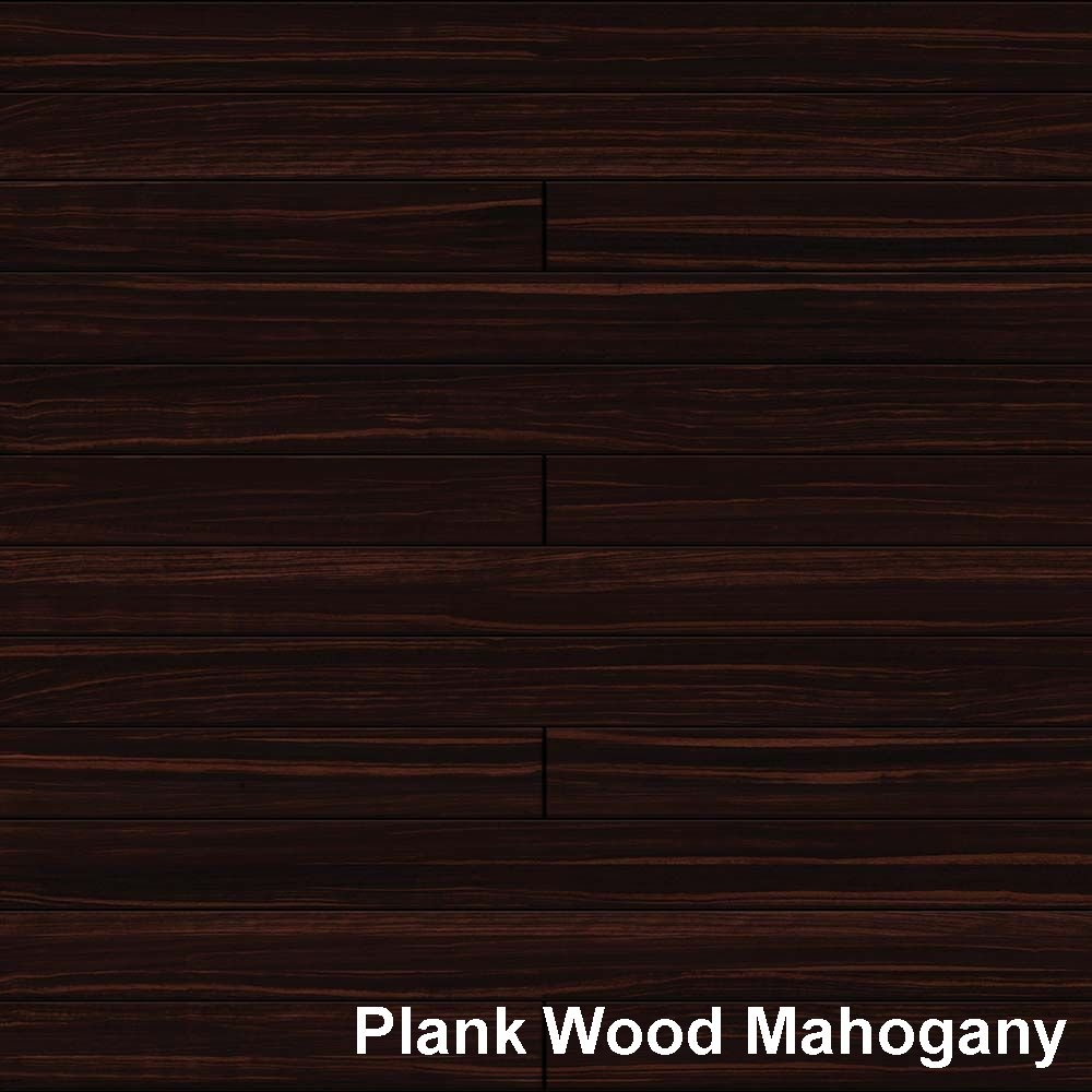 Perfection Floor Tile Mystic Plank Mahogany