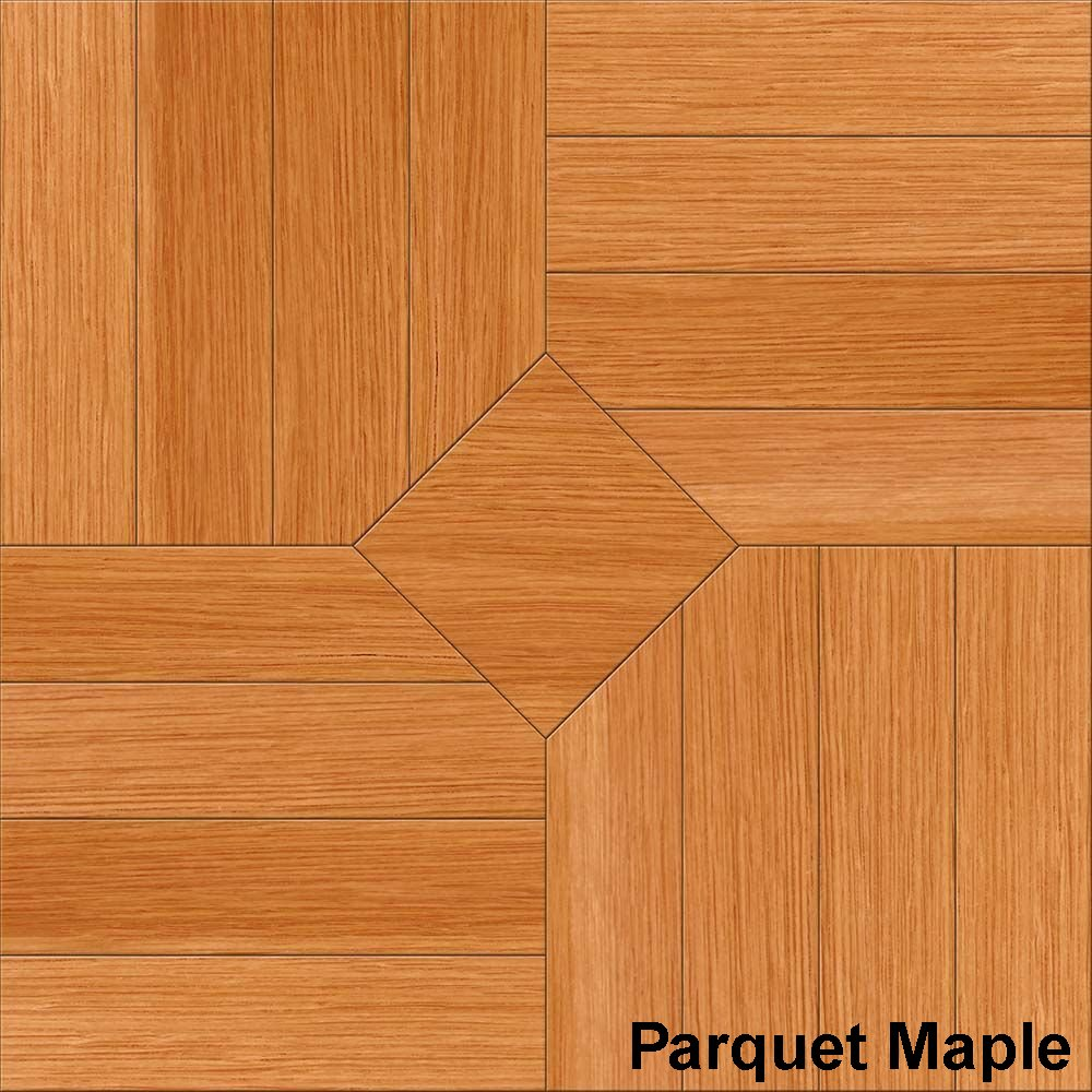 Perfection Floor Tile Parquet Maple