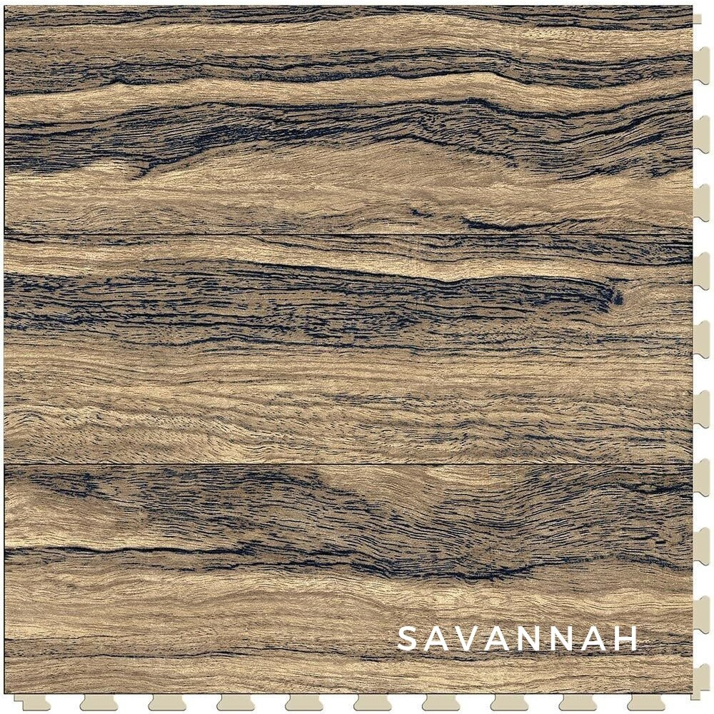 Perfection Floor Tile Vintage Wood Savannah