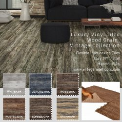 Perfection Floor Tile Luxury Vinyl Tile Vintage Wood Collection
