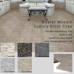 Perfection Floor Tile Luxury Vinyl Tile Master Mosaic