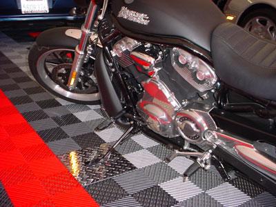 Race Deck Tiles