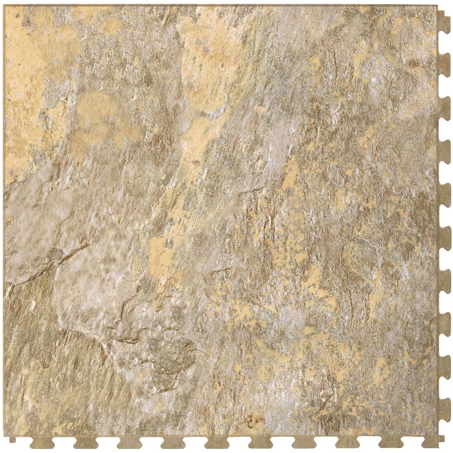 Perfection Floor Tile Natural Stone Vinyl Interlocking