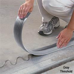 threshold watch youtube cleverseal seal door garage dam