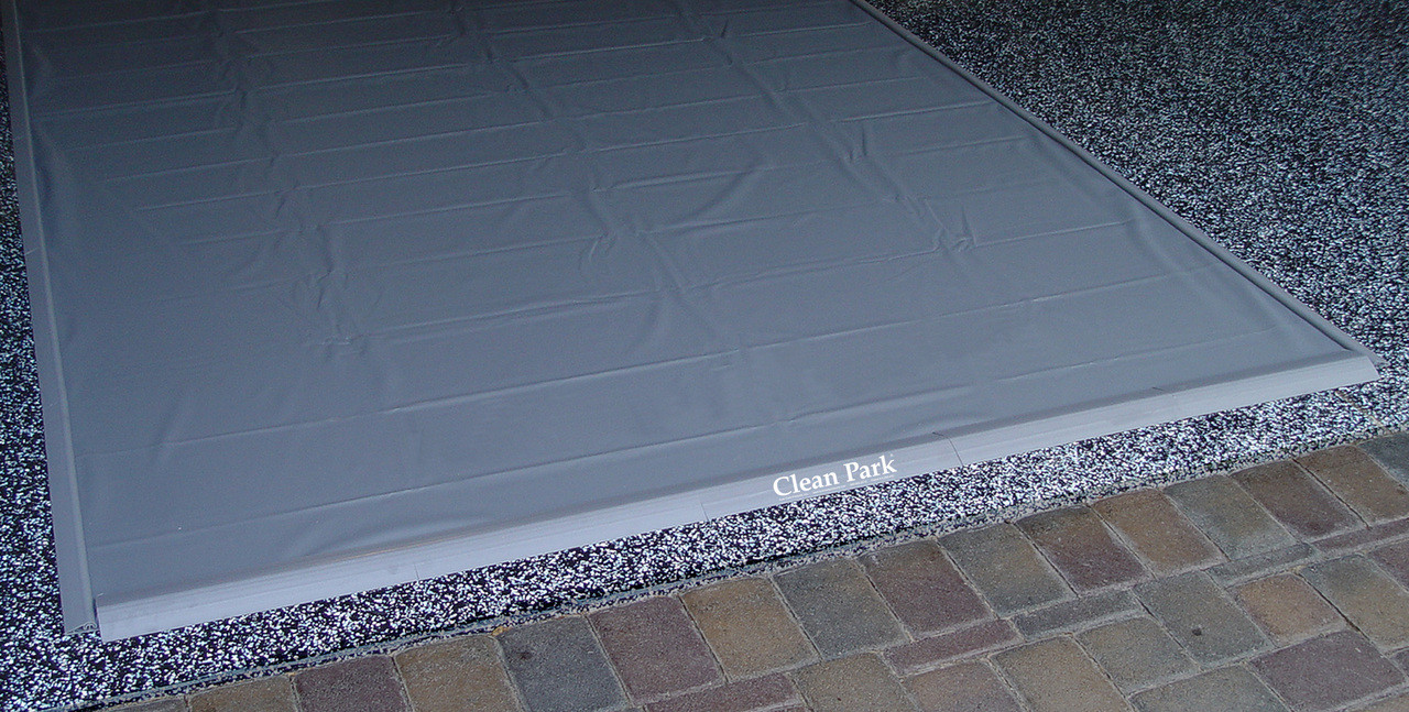 Park Smart Clean Park Parking Mat 3 X 4 60034 Standard 20 Mil And Heavy Duty 50 Mil