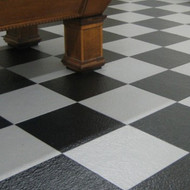 Perfection Floor Tile Slate Pattern, Flexible Interlocking Tiles