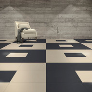 Perfection Floor Tile, Leather Pattern, Flexible Interlocking Tiles
