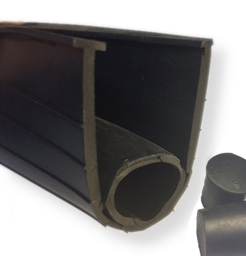 Super Seal Garage Door Replacement Rubber Seal Garage