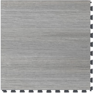 Perfection Floor Tile Wood Grains Driftwood.  Flexible Interlocking Tiles