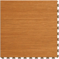 Perfection Floor Tile Wood Grain Maple.  Flexible Interlocking Tiles.