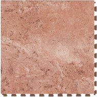 Perfection Floor Natural Stone Travertine Series Rose