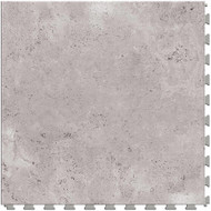 Perfection Floor Natural Stone Travertine Silver Hidden Interlocking Tile