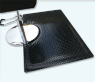 Diamond Sport Salon Mats - Glossy Black