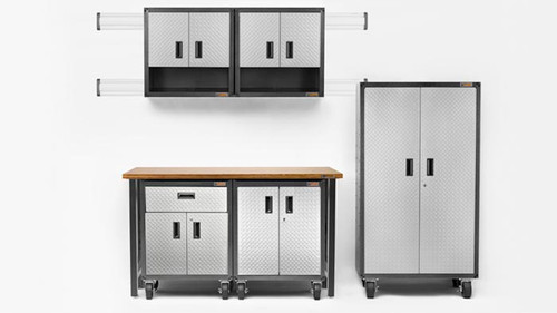 Gladiator Storage Cabinet Combo