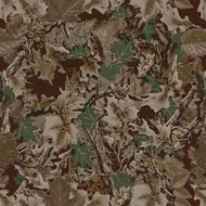 Perfection Floor Tile Custom Print Camo Autumn