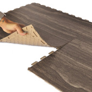 Perfection Floor Tile Wood Grains (6 Tiles / 16.62 SQFT Per CS) - All Wood Grains