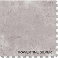Perfection Floor Travertine Silver