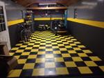 Xtreme Diamond Pattern Interlocking Garage Floor Tiles