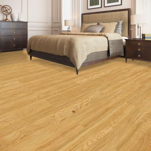 Perfection Floor Tile Woodland Plank Vinyl Wood Tile Honey Maple
