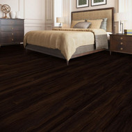 Perfection Floor Tile Woodland Plank Vinyl Wood Tile English Walnut