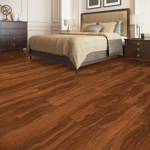 Perfection Floor Tile Woodland Plank Vinyl Wood Tile Baywood