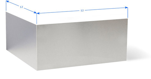 2 Quot High Premolding Corner Stainless Steel Wall Base In
