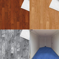 G Floor Trailer Vinyl Roll Out Flooring with Felt Back
