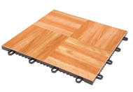 "Snaplock Dance Floor Tiles 12"" x 12"" x 5/8"" in Oak"