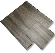 Snaplock Smoked Oak Interlocking Tiles