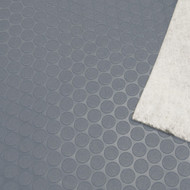 Trailer Flooring Vinyl Small Coin Pattern Grey