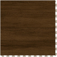 Perfection Floor Tile Breckenridge Collection, Chestnut