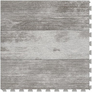 Perfection Floor Tile Vintage Wood Collection White Wash