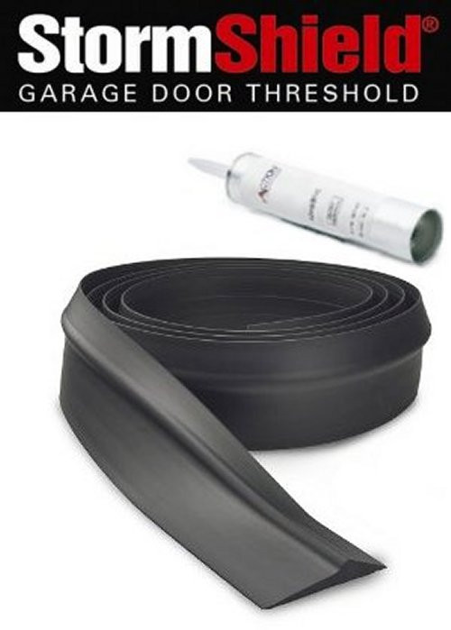 Storm Shield Garage Door Threshold 10 Kit Garage Door