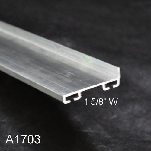 Aluminum Bottom Seal Retainer L Shaped 1 5 8 Quot A1703 00 W