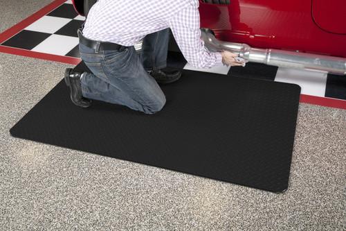 G Floor Anti Fatigue Mat Diamond Tread 2 Wide X 3 L