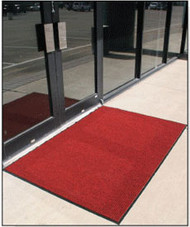 Entrance Mat Carpet Brushed Rib Custom Lengths in 3' W, 4' W or 6' W