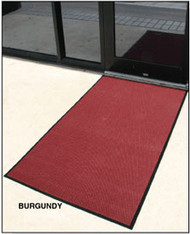 Entrance Mat Poly-Pin, shown in burgundy
